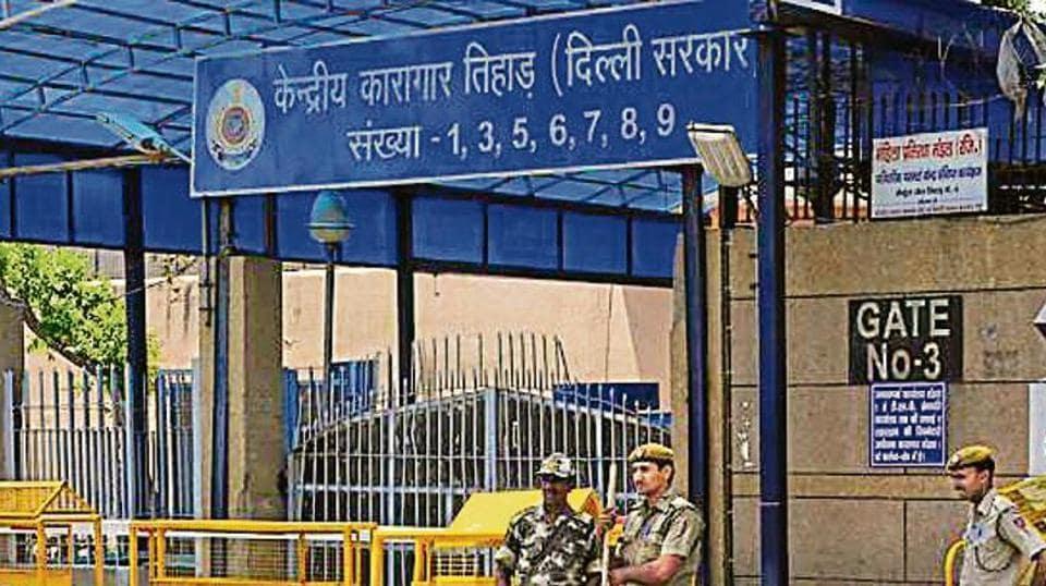 tihar jail,CCTV cameras in tihar,delhi