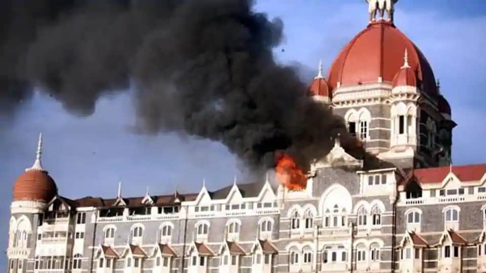 Mumbai attack,Tahawwur Rana,26/11