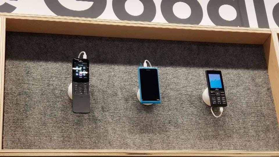 Nokia N9 featured at CES2019?