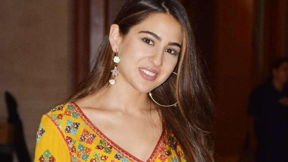 Sara Ali Khan has been spotted in a variety of impressive ethnic Indian and western looks. (Instagram)