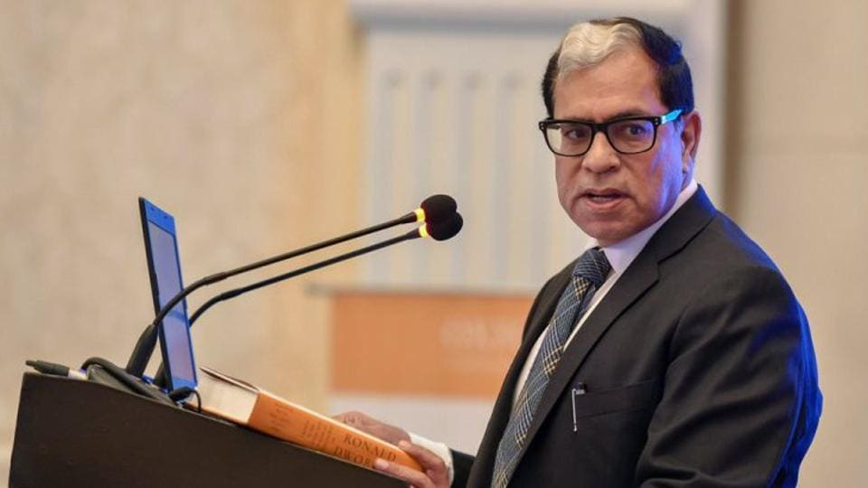 Justice AK Sikri withdrew his consent for a place on the Commonwealth Secretariat Arbitral Tribunal (CSAT) on Sunday, hours after a media report over his nomination to the London-based body sparked a political row.