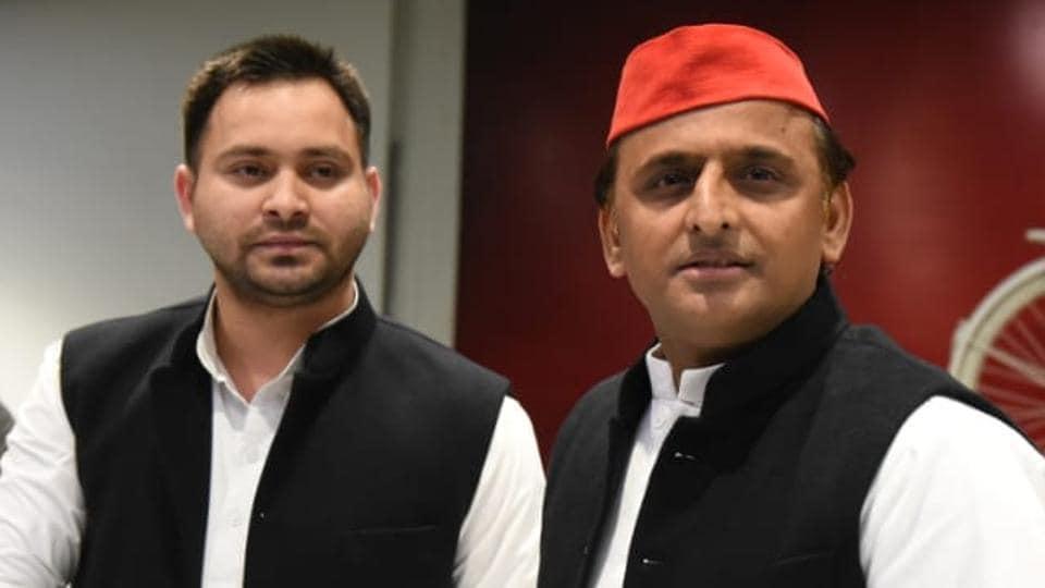 Tejashwi Yadav,RJD,SP-BSP alliance in Uttar Pradesh