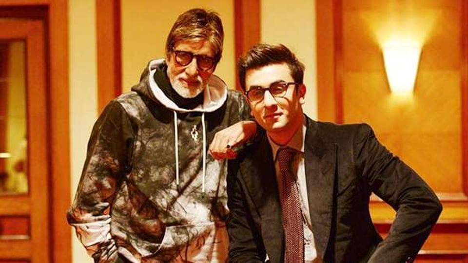 Amitabh Bachchan and Ranbir Kapoor discussses film and content.