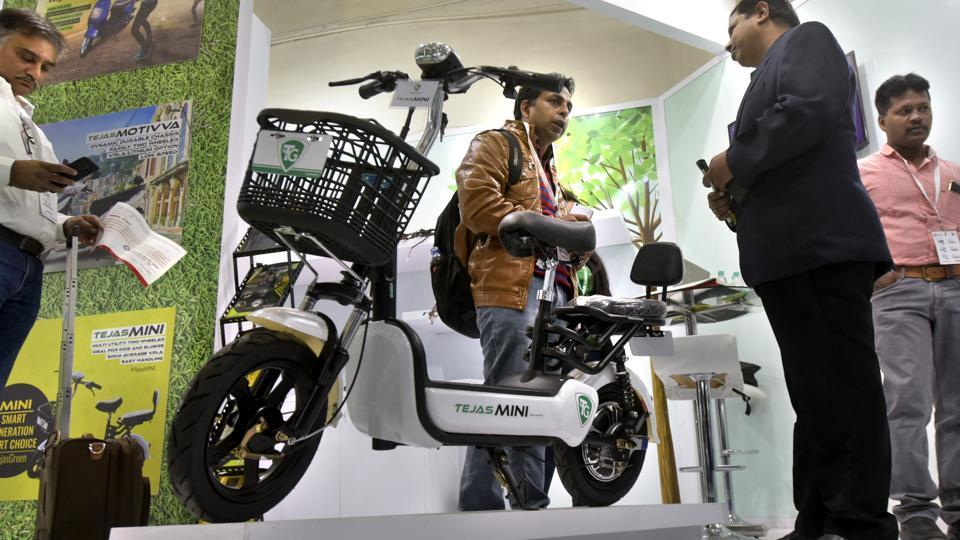 electric vehicle,electric vehicles in India,electric scooter