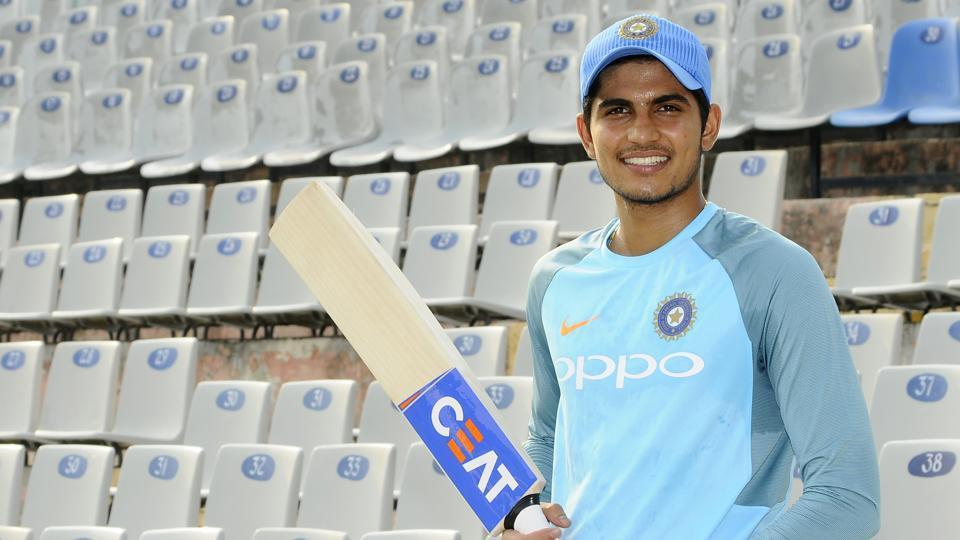 File picture of Shubman Gill