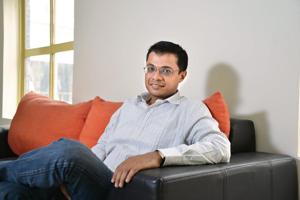 Sachin Bansal,Ola,Flipkart