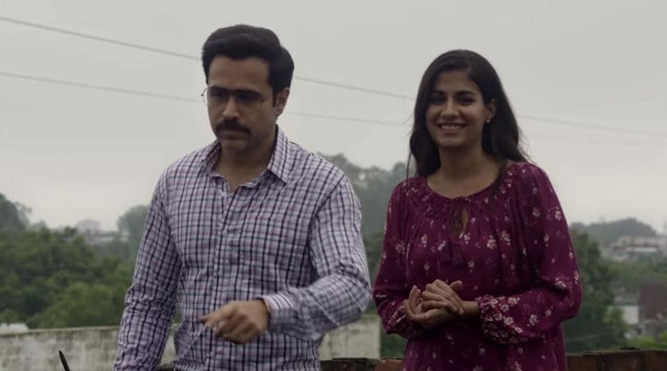 Emraan Hashmi and Shreya Dhanwanthary in Why Cheat India.