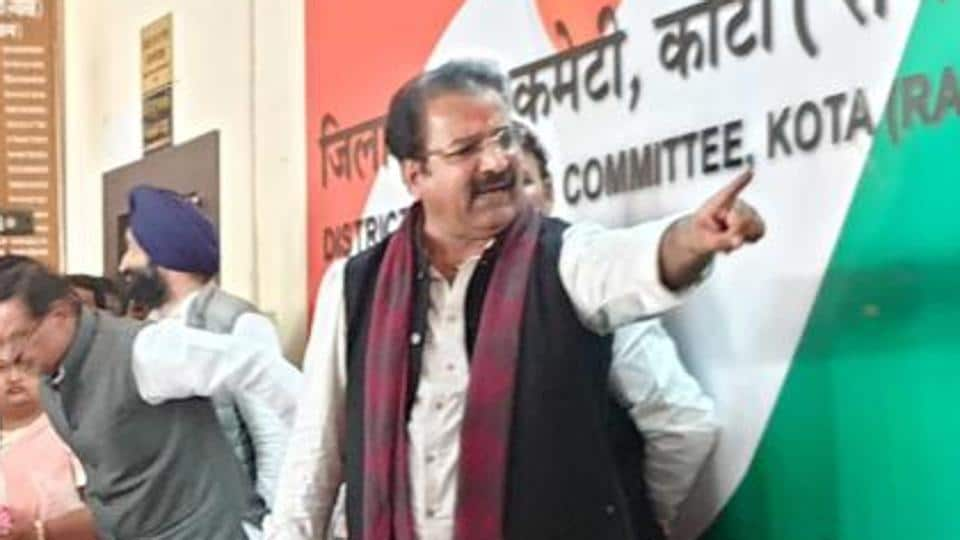 Many names were mentioned for Congress candidate from Kota-Bundi LSconstituency during the party's preparatory meeting on Sunday, presided over by Kota district in-charge Pratap Singh Khachariyavas.