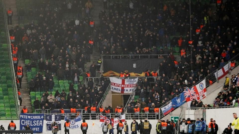 UEFA starts disciplinary action against Chelsea over racist chants | football