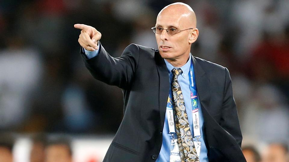 Stephen Constantine,AFC Asian Cup,AIFF