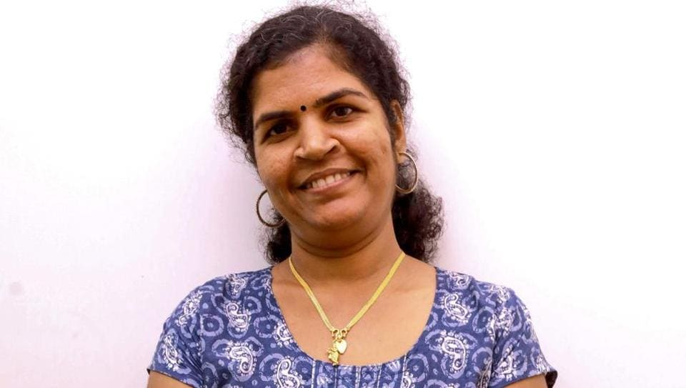 Kanaka Durga, one of the two women who entered the Sabarimala temple on January 2  had returned home two weeks after she trekked to the hill top temple.