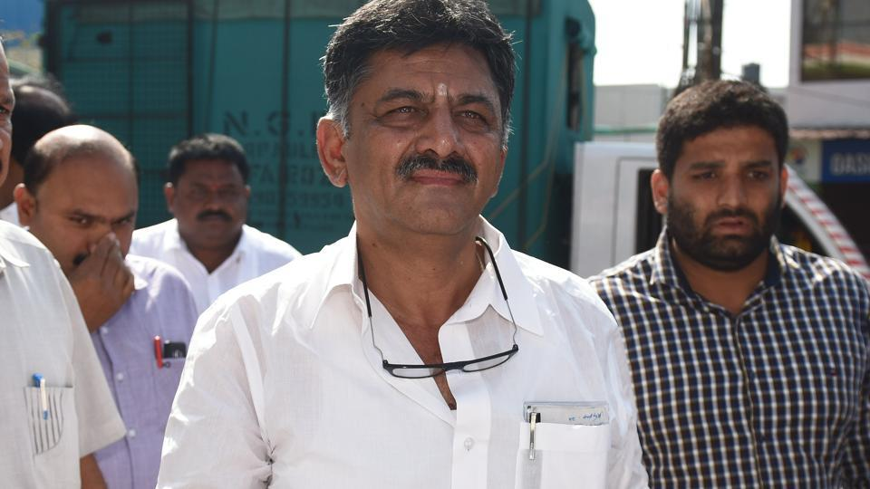 Congress leader and former Karnataka Cabinet minister D K Shivakumar  was arrested by the ED on September 3 and is in the agency's custody.