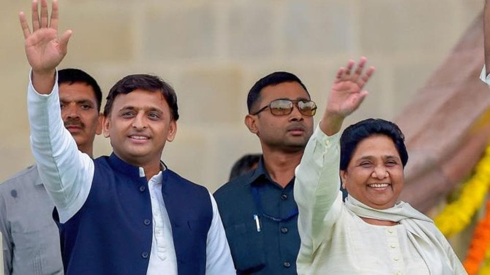 Mayawati has opted to enter into an alliance with the Akhilesh Yadav-led Samajwadi Party for the 2019 Lok Sabha elections due to political compulsion