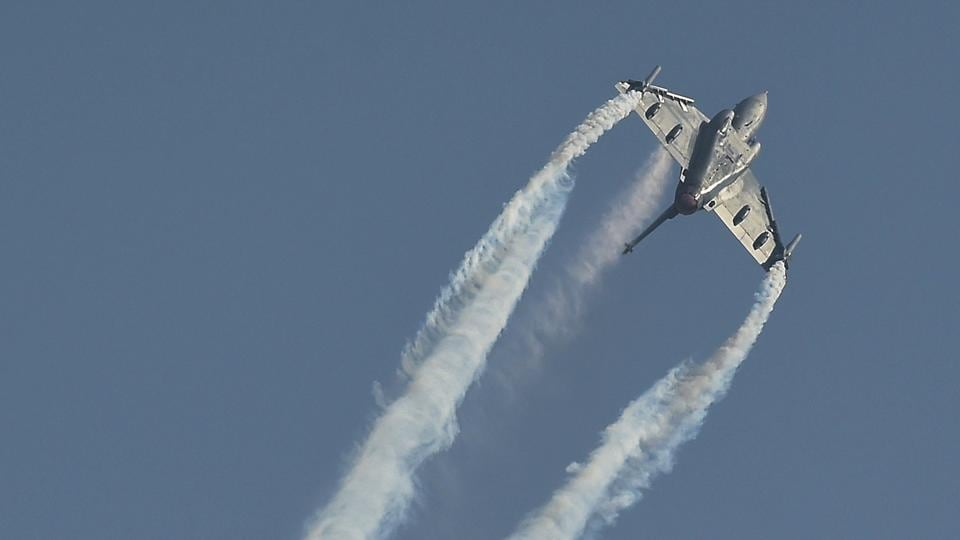 The two-seater Tejas trainer aircraft are not expected to be delivered before 2021.
