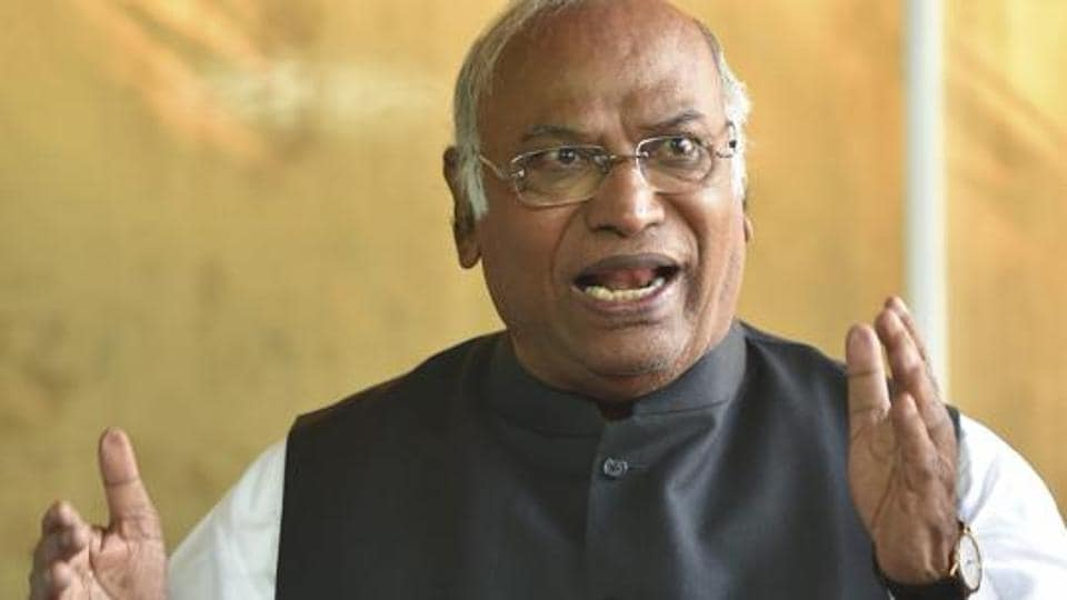 Congress leader Mallikarjun Kharge has written a letter to Prime Minister Narendra Modi on the ouster of Alok Verma from the CBI