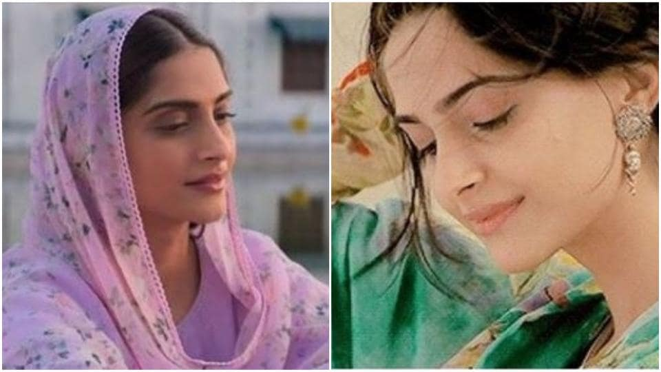 Sonam Kapoor, Jennifer Lopez, Shruti Haasan, Reese Witherspoon and more stars have shared collages of their old pics on social media.