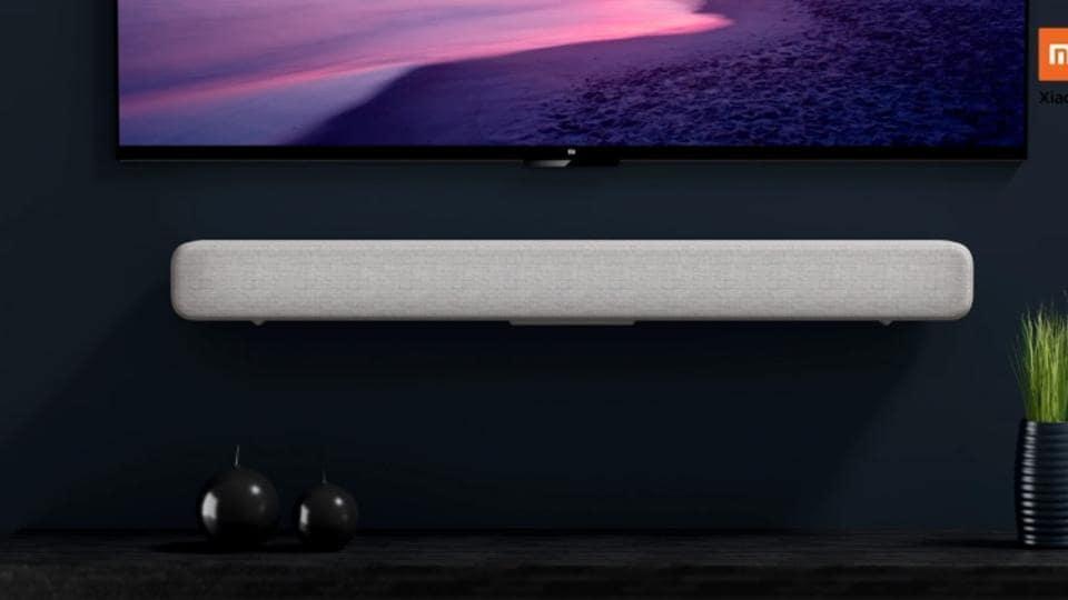 Xiaomi Mi Soundbar goes on sale in India