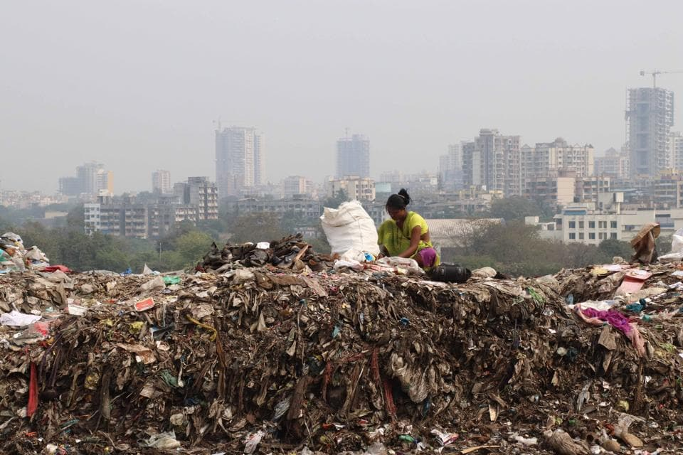 Residents have been asking for the closure of the Adharwadi dump yard ever since two back-to-back fires last year caused a lot of pollution and health hazards for them.