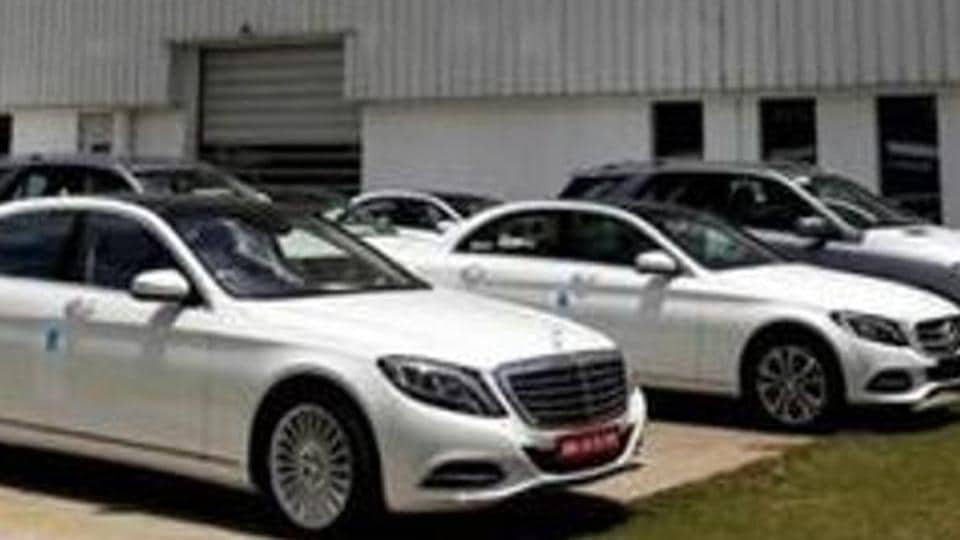 Himachal Governor S 10 Car Motorcade Gets One More Rs 80 Lakh