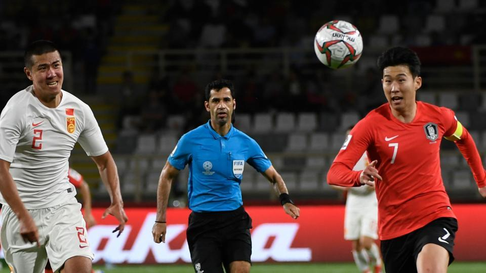2019 AFCAsian Cup: Son Heung-min helps South Korea beat China 2-0 | football