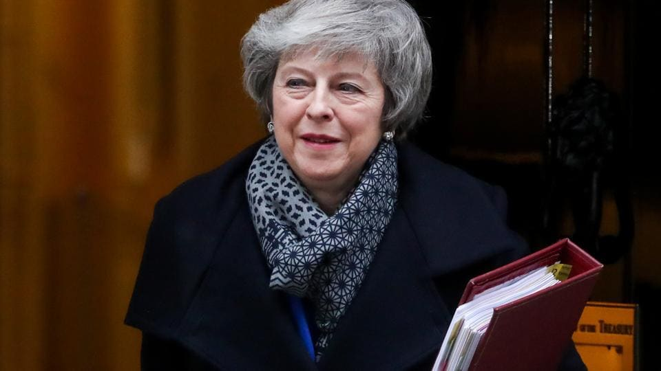 British lawmakers will on Wednesday vote on whether they have confidence in the government, after Prime Minister Theresa May's Brexit deal suffered a heavy defeat in parliament.