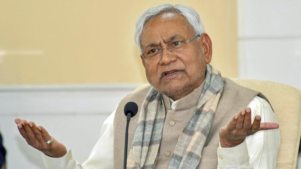 EVMs right option for elections, VVPATs should be used too: Nitish Kumar