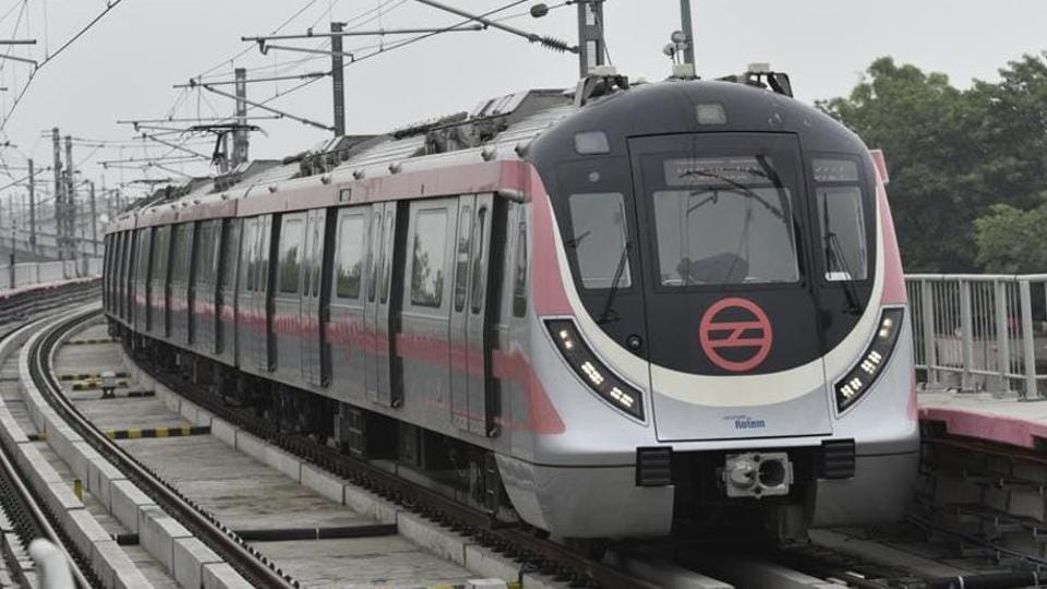 The DMRC has said that it was ready to explore the option of paying compensation to Trilokpuri residents displaced by the construction of the new line.