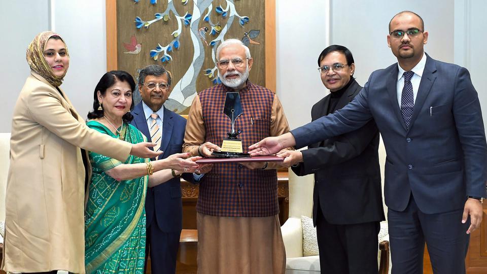 Narendra Modi,PMNarendra Modi,Philip Kotler Presidential award