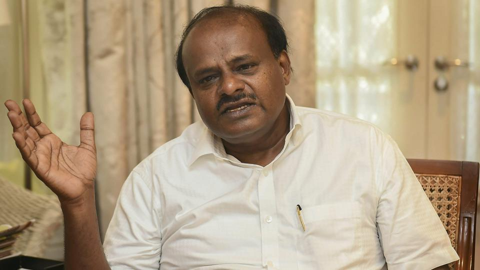 The BJP has been sulking even as the Congress-JD(S) coalition government, led by chief minister HDKumaraswamy,stumbles from one crisis to another.