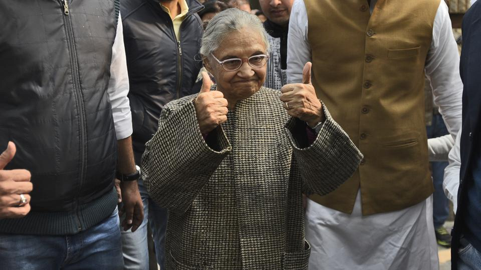 Sheila Dikshit took over as the chief of Congress unit in Delhi, returning to active politics in a bid to revive the grand old party that was wiped out of the national capital about five years ago by Arvind Kejriwal-led Aam Aadmi Party.