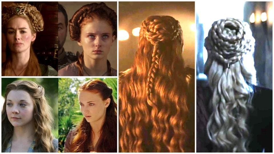 Game of Thrones 8: Sansa has always copied hairstyles of powerful ...