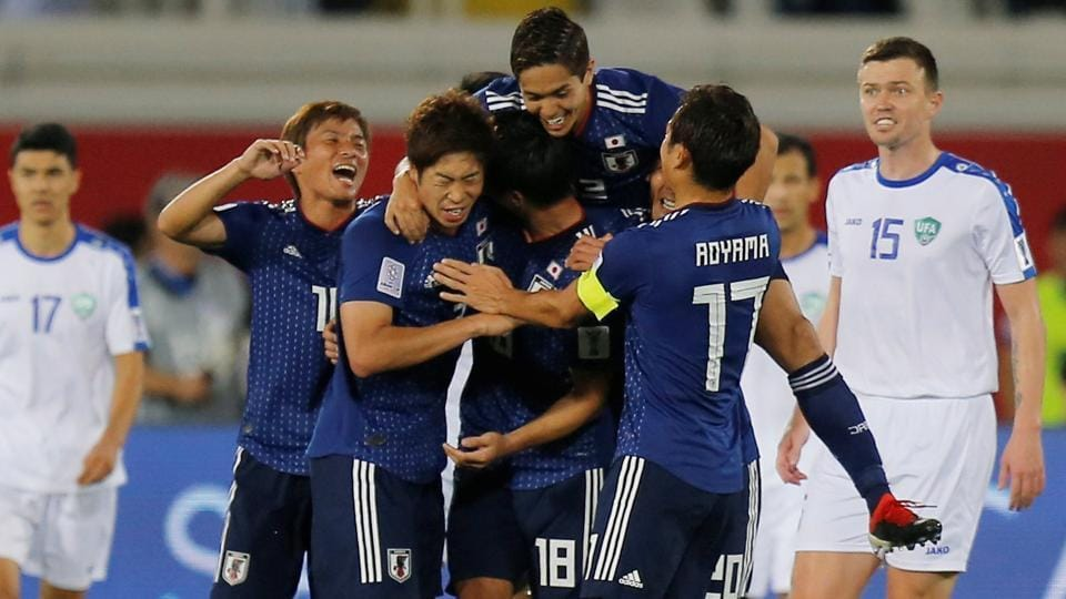 AFC Asian Cup 2019: Tsukasa Shiotani screamer as new-look Japan too much for Uzbekistan | football