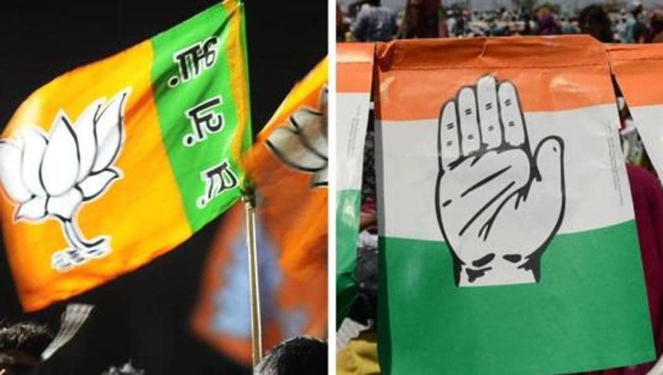 Congress,BJP