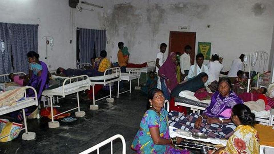 Incision blade breaks, gets stuck in Rajasthan woman's abdomen in sterilization camp. (Representational Image)