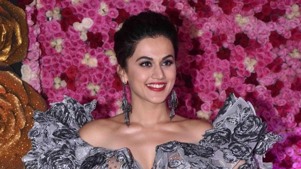 Taapsee Pannu 'disheartened' on being dropped from Pati