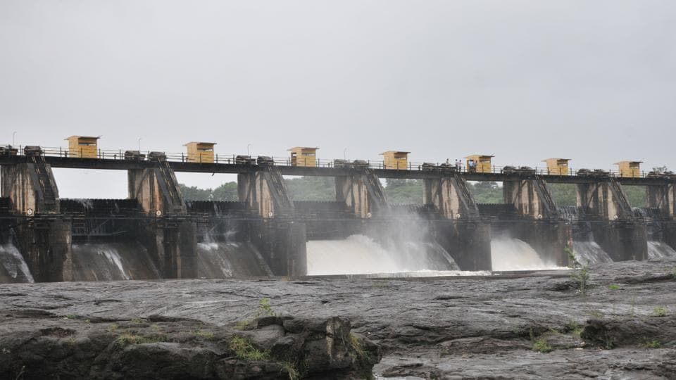 The irrigation department officials shut down two water pumping metres out of four at Khadakwasla on Wednesday and hence, PMC was not able to lift enough water from the dam.