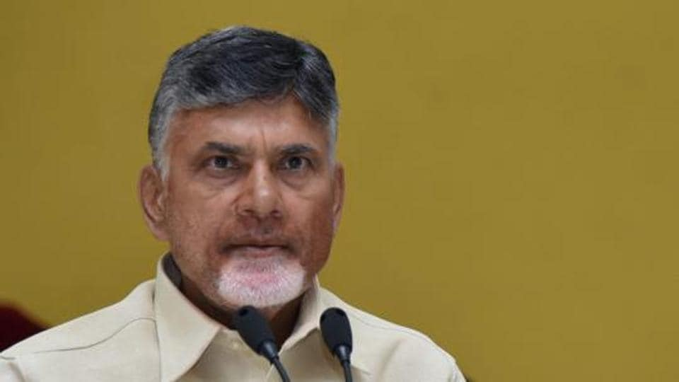 Chandrababu Naidu himself has been making efforts to build up an anti-BJP front at the national level by bringing together like-minded parties along with the Congress under a single umbrella.
