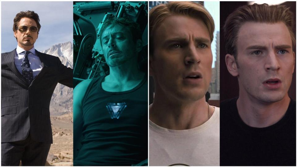 Marvel accepts 10 Year Challenge: It's not going well for Iron Man, Captain America, other Avengers