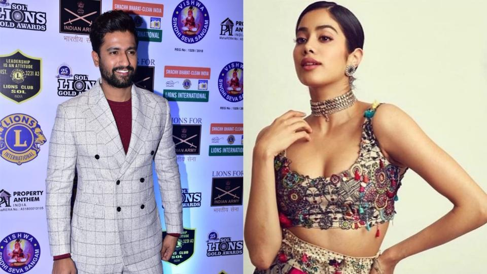 Janhvi Kapoor glams up award night as Sreesanth's daughter gets all the attention for her no paparazzi stand. See pics, video