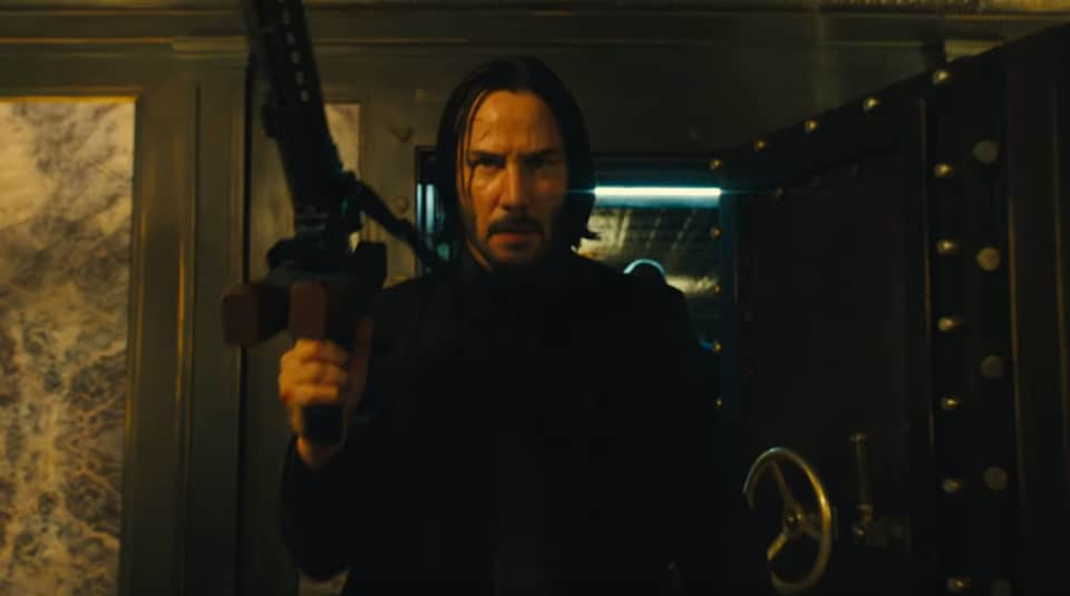 Keanu Reeves returns as the Boogeyman in the first John Wick 3 Parabellum trailer.