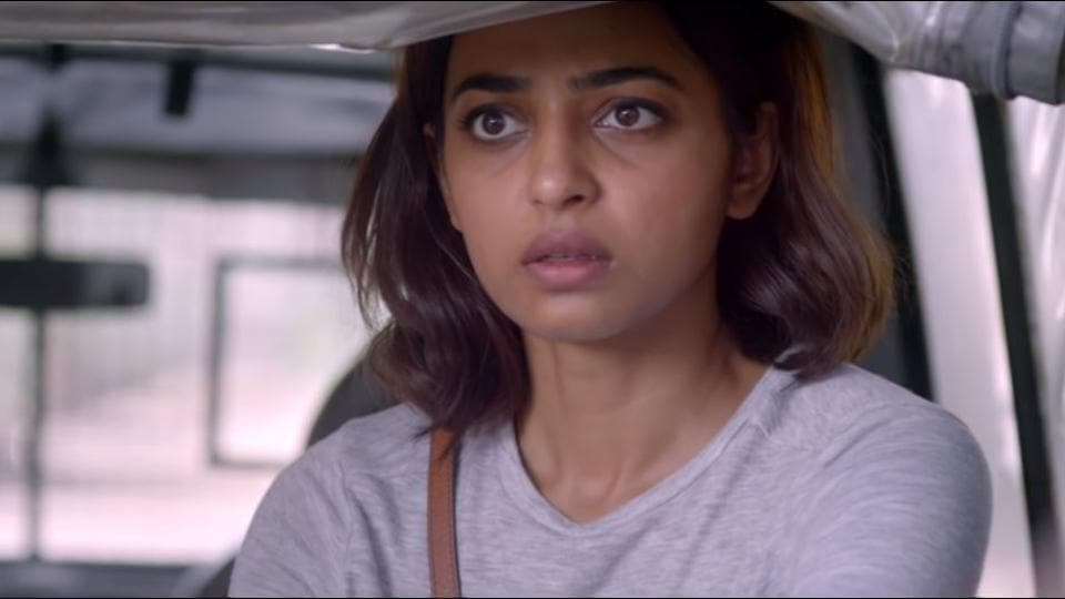 Bombairiya movie review: Radhika Apte's film is a homage to a breathless city.