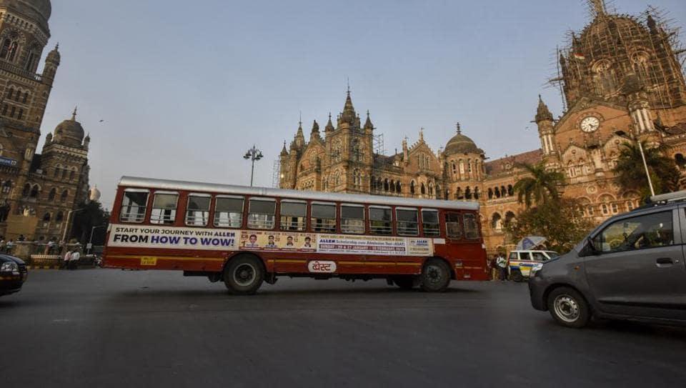 BEST buses,Dedicated bus lanes,Surendrakumar Bagde