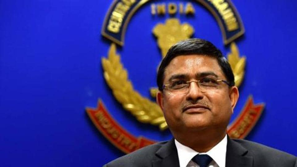 Rakesh Asthana was made the aviation security chief on Friday.
