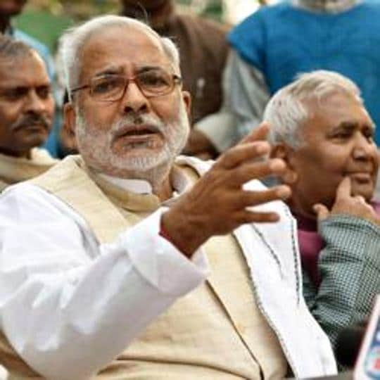 Senior RJD leader Raghuvansh Prasad Singh is the party candidate from Vaishali seat where voting was held in the sixth phase of Lok Sabha elections on May 12, 2019.