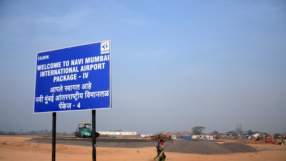 In past few months, most of the residents from core Navi Mumbai airport area have been shifted to the nodes planned by Cidco