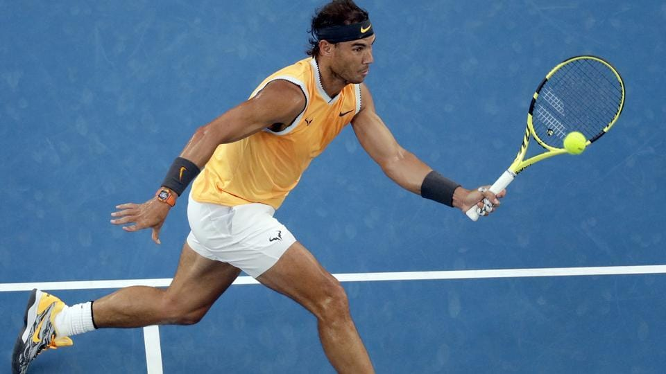 Australian Open 2019  Ruthless Rafael Nadal romps past Alex De ... dfd27b46725df