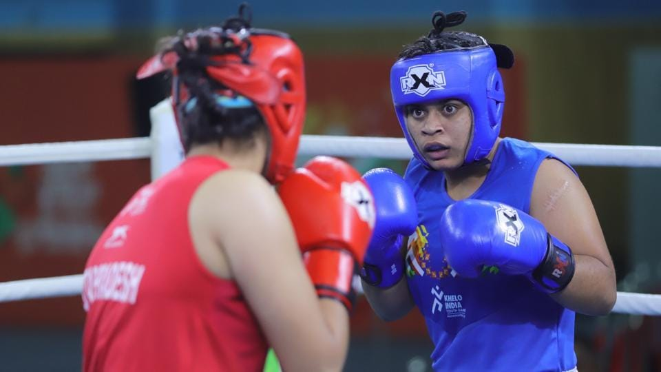 Gold rush for Haryana in the boxing ring,boxing,Akash