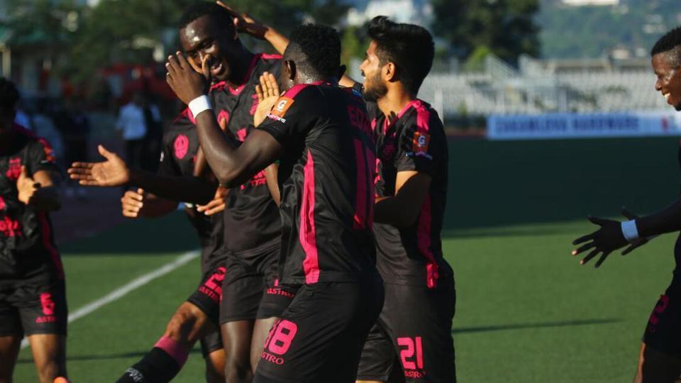 I-League: Minerva Punjab score in injury time to hold Gokulam Kerala 1-1 | football