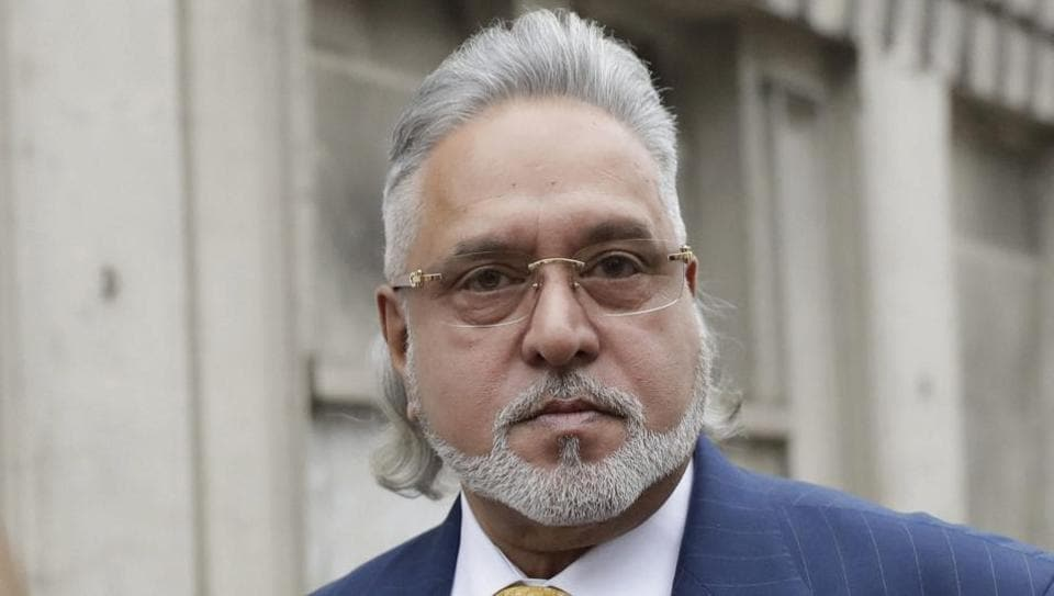 Vijay Mallya  during his extradition case hearing at Westminster Magistrates Court in London. It has recommended he be extradited to India, while a court in India has declared him a fugitive economic offender (File Photo)