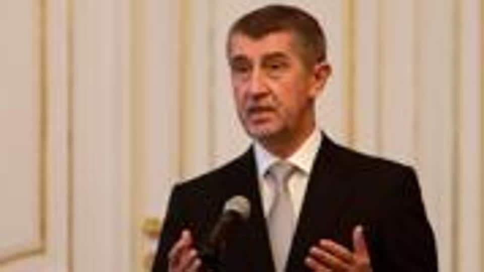 """Czech Republic Prime Minister Andrej Babis Saturday hailed the 'Make in India' initiative as a """"good strategy""""."""